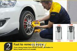 12V 6Ton Car Jack Hydraulic Electric Floor Jack Portable Lift Tire Repair Tool