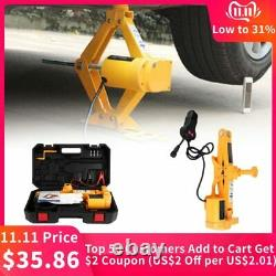 12vdc Automotive Car Electric Jack Lifting Suv Van Garage Emergency Equipment