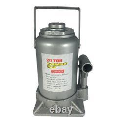 20 Ton Hydraulic Bottle Jack Car Repair tools Manual Lift truck Car Jack 1YG