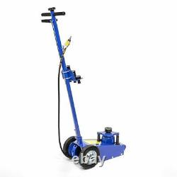 22 Ton Air Hydraulic Floor Jack Truck Lift Jacks Service Repair Lifting Tool