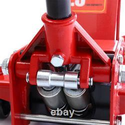 2.5Ton Car Jacks Lifting Hydraulic Trolley Jack Floor Jack Dual Pump Low Profile