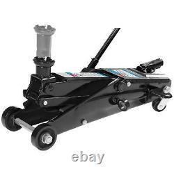 2.5 Ton Hydraulic High Quick Lift 4x4 Trolley Jack Car Van SUV Lifting Jack