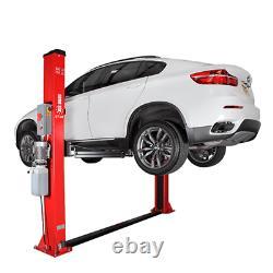 2 Post Car Lift 4ton Vehicle Lift Garage Workshop Ramp Ultimate Jack