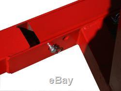 2 Ton Folding Engine Crane Stand Hoist Lift Jack Folding Mechanics Lift