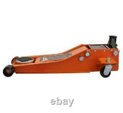2 Ton Low Entry Heavy Duty Hydraulic Rocket Lift Lifting Trolley Van Car Jack
