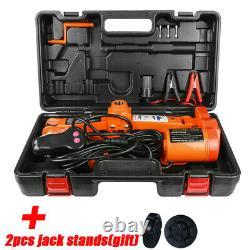 3Ton Hydraulic Floor Scissor Jack Quick Lifting Car Van Lifting withCase Portable
