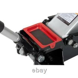 3-1/2 ton garage jack lift floor speedy car hydraulic shop heavy duty steel