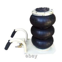 3 Ton Air Jack Triple Bag Pneumatic Auto Repair Lifting Tool Rubber Bag
