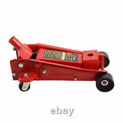 3 Ton Hydraulic Floor Trolley Jack Tonne Lifting Heavy Duty Car Van Lifting