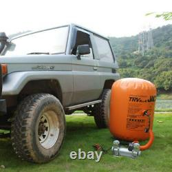 4T Ton Tonne Exhaust Inflatable Air Jack Bag Max Lift For Off Road Lifting Air