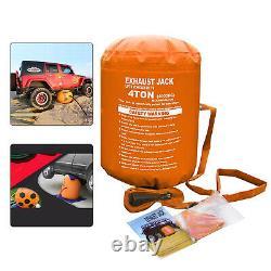 4Ton Exhaust Lifting Jack Air Bag For 4x4 Off-road L/M Sized Car SUV Van Repair