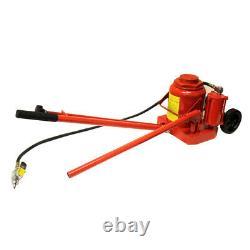 50 Ton Air / Manual All Purpose Pneumatic Hydraulic Bottle Jack Lift Tool