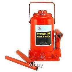 50 Ton Manual Hand House Truck Hydraulic Portable Bottle Jack Lift
