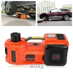 5Ton Automatic Electric Hydraulic Floor Jack Van Car Lift 45cm Heavy Duty 150psi
