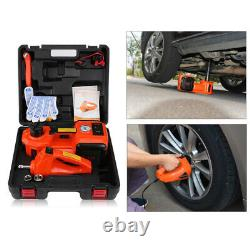 5 Ton 12V Electric Automotive Car Floor-jack Lift Car Van Garage With Carry Case