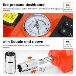 5 Ton Electric Floor Jack Stand Car SUV Garage Lifting Tire Repair Tool 12 Volt