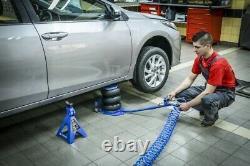 6 Ton Car Jack Pneumatic Air Quick Lifting 3 Lift Bag Garage Mechanic Van Pro