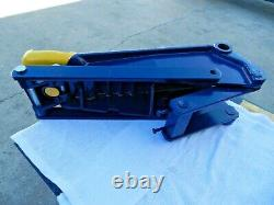 93642- Lincoln- Hein Werner 2 ton Floor Jack complete Lifting Arm assembly