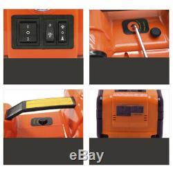 Car 5 Ton Electric Jack Hydraulic Floor Lift Scissor Jack 12V DC Tire Change Kit