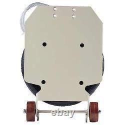 Car Pneumatic Triple Air Bag Jack Trolley 3 Ton 6600 lbs Cap 400 mm Lift Height
