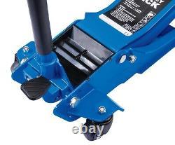 DRAPER 2 Ton Extra Compact Hydraulic Lift Trolley Car Garage Lifting Jack 01105