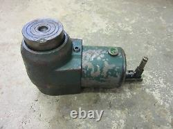 Felco Hydraulic Jack 20 Ton Precision 3.375 Lift Low Clearance Machinery Move 2