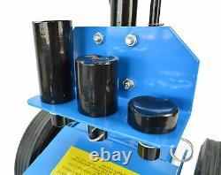 Heavy Duty 22 T Ton Air Floor Hydraulic Trolley Jack Lift Lifting Car 4x4 Van