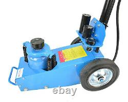 Heavy Duty 22 Ton Air Floor Hydraulic Trolley Jack Lift Lifting Car 4x4 Van