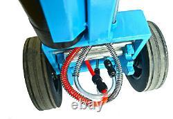 Heavy Duty Air Floor Low Profile Jack 20/40 Ton Truck Lorry Hydraulic Lift New