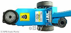 Heavy Duty Low Profile Air Floor Jack 20 40 Ton Truck Lorry Hydraulic Lift Bag