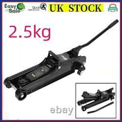 Hydraulic Jack Hoist Floor Trolley 2.5Ton Car Van SUV High Lift 8-38cm 2500KG