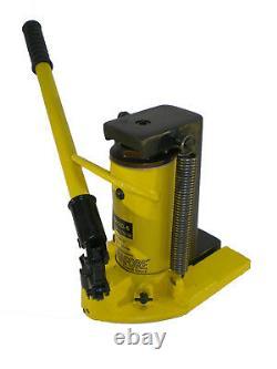 Hydraulic cylinder toe jack ram lift 5 ton QD-5 UK