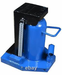 Intbuying Hydraulic Machine Toe Jack Lift 10Ton Jack Lifting Capacity On Top 20T