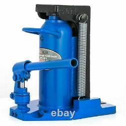 Intbuying Hydraulic Machine Toe Jack Lift 5/10TON Spreading Machine Oil Rigging