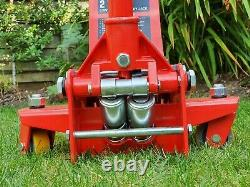 MAC TOOLS 2 Ton Low Profile Hydraulic Trolley Floor Jack Rapid Lift Car 03618 #1