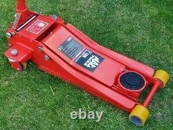 MAC TOOLS 2 Ton Low Profile Hydraulic Trolley Floor Jack Rapid Lift Car 03618 #2
