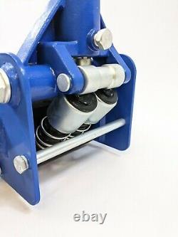 NEW Quick Lift Heavy Duty Dual Pump 4 Ton Ultra Low Profile Floor Trolley Jack