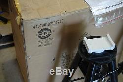 Omega 32107 Heavy Duty Jack Stands High Lift 10 Ton 28 To 47 Lift Lot Of 2 New