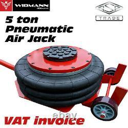 Pneumatic Car Jack 5 Ton 11023 lbs Air Jack Lifting Height Up To 16'