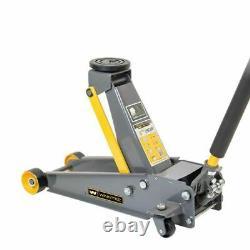 SIP 09816 Winntec 3 Ton Turbo Lift Trolley Jack