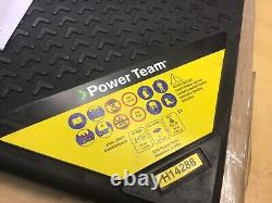 SPX Power Team IJ2211T Inflatable Jack, 44960 Lifting Capacity, 22 Ton 11 Lift