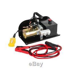 Scissor Lift Portable Kwik Lift Quick Jack DC12V 2.5 Ton E4G KL2500DC