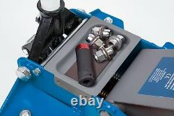 Sealey 2001LEBL Trolley Jack 2.25 Ton Low Entry Rocket Lift Blue