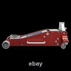 Sealey RJAS2500 2.5Ton Aluminium/Steel Hydraulic Rocket Lift Trolley Car Jack