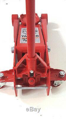 Snap-On Hydraulic Jack 2 1/2-Ton (23 max. Lift) Model YA700B