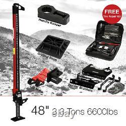 Speedmaster 48 Farm Jack High Lift 6in1 Super Combo Kit 3.3 Tons 6600lbs