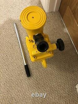 TOTALLIFTER HYDRAULIC 10 TON TOE JACK 420 650mm LIFT HEIGHT FORKLIFT