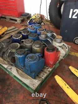 Tangye Hydralite 50 Ton Hydraulic Jack Lift Lifting