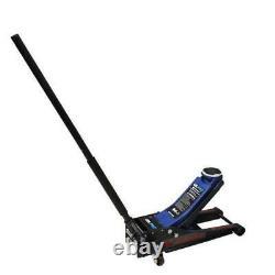 US PRO Tools 3 Ton Low Profile Trolley Jack Rapid Lift Rockhold 10108
