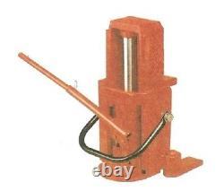 W&J 8ton Machinery Toe Jack Lifting Range 20-160mm NEW VAT Incl